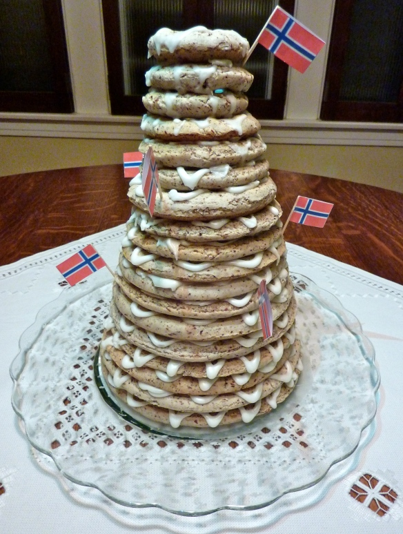 norwegian wedding cake 2012 smorgasbord menu assembled by friends of a global 17925