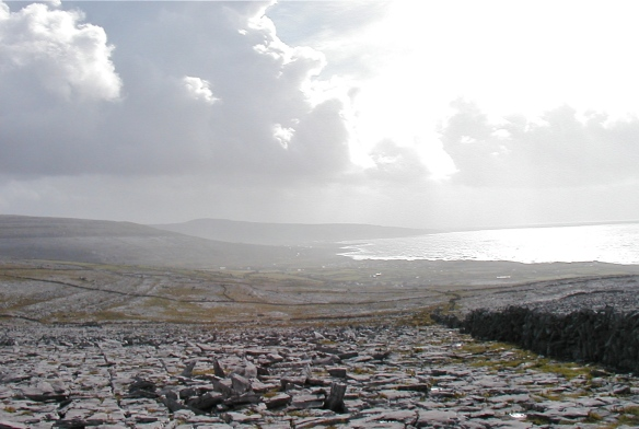 Burren and Gallway Bay