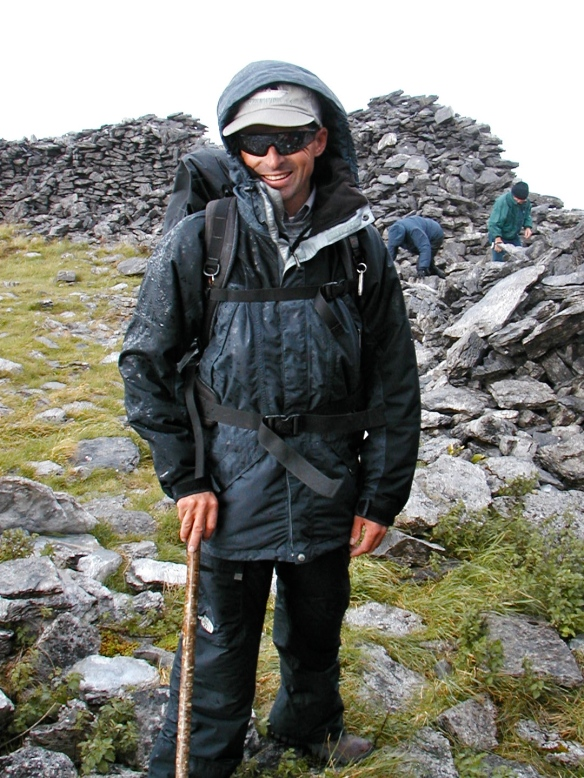 Shane Connolly -  Burren Hill Walks Guided Tours