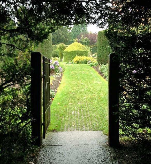 Wightwick Manor Gardens