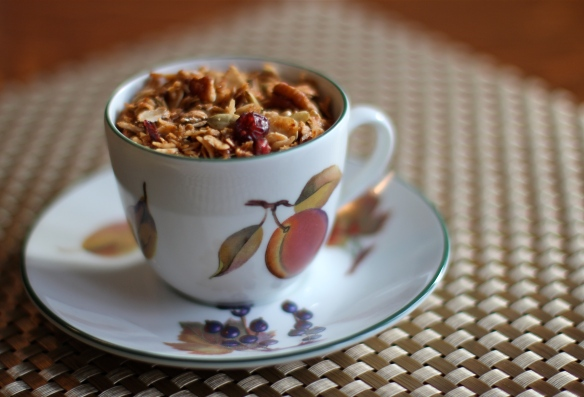 Granola - Appropriately Served In