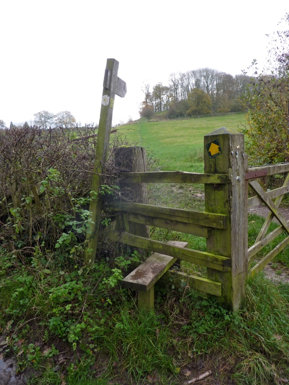 Stiles - Passage for Ramblers; Barrier for Livestock